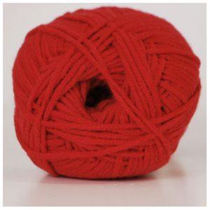 Hjertegarn Roma 4501 Rød