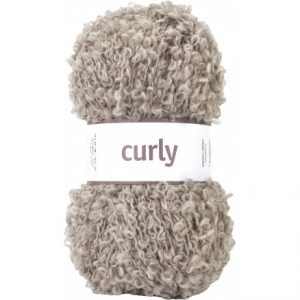 Järbo Curly Garn 13503 Sand beige
