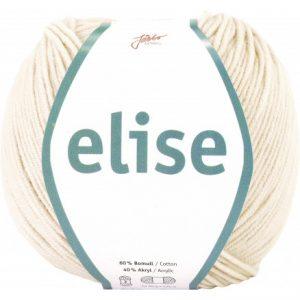 Järbo Elise Garn 69227 Vanilla