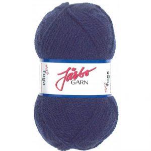 Järbo Fuga Garn 60110 Marineblå