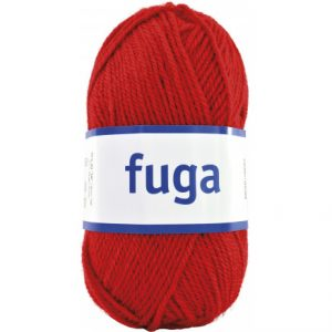 Järbo Fuga Garn 60118 Læbestift Rød