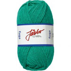 Järbo Fuga Garn 60162 Jade Grøn