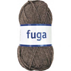 Järbo Fuga Garn 60184 Brun