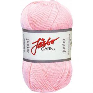 Järbo Junior Garn 67004 Baby Pink