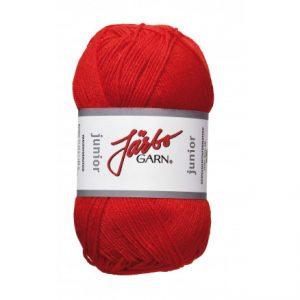 Järbo Junior Garn 67012 Rød