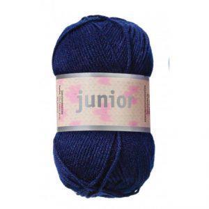 Järbo Junior Garn 67017 Marineblå