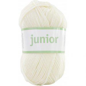 Järbo Junior Garn 67021 Natur Hvid
