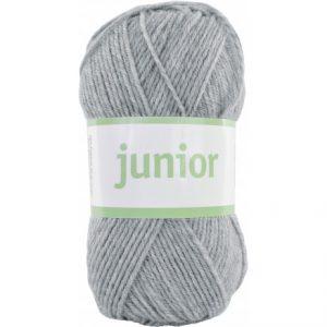 Järbo Junior Garn 67025 Lys Grå