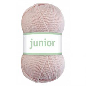Järbo Junior Garn 67028 Pudder Pink