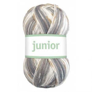Järbo Junior Garn 67030 Praline Print