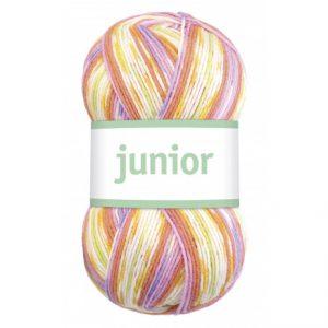 Järbo Junior Garn 67031 Tutti Frutti Print