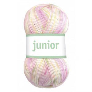 Järbo Junior Garn 67033 Candyfloss Print