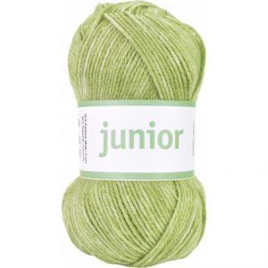 Järbo Junior Garn 67035 Lys Grøn Jeans Print