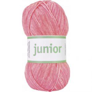 Järbo Junior Garn 67038 Pink Jeans Print