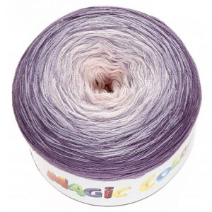 Lammy Magic Color Garn Print 617 Lilie