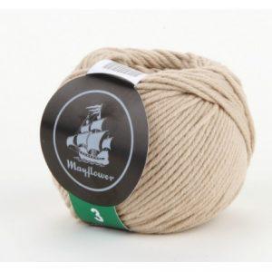 Mayflower Cotton 3 Garn 347 Beige