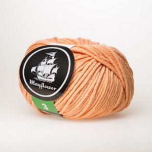 Mayflower Cotton 3 Garn 351 Fersken