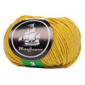 Mayflower Cotton 3 Garn 372 Oliven