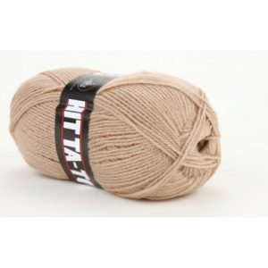 Mayflower Hit Ta-Too Garn Unicolor 23 Beige