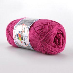 Mayflower Cotton 8/4 Junior Garn 1470 Cerise